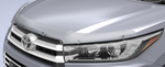 Genuine Toyota Kluger Clear Bonnet Protector (Clear)  2014 On