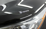 Genuine Toyota Kluger Clear Bonnet Protector (Tinted)  2014 On