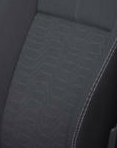 Toyota Kluger 2nd Row Fabric Seat Covers Dec 13 - Nov 19
