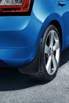 Fabia Mud Spats - Rear / Wagon - Rear / Hatch - Front / Hatch