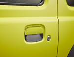 Jimny A6G415 Door Handle Escutcheon (Carbon Design)