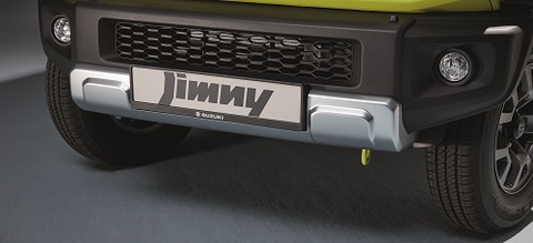 Jimny A6G415 Front Bumper Under garnish