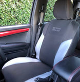 Isuzu MU-X Canvas Seat Cover