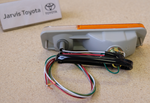Toyota RH Bull Bar Indicator Light Lamp - PZQ2989053RP