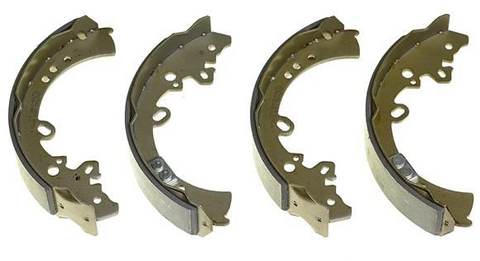 Genuine Toyota Hilux Rear Brake Shoes