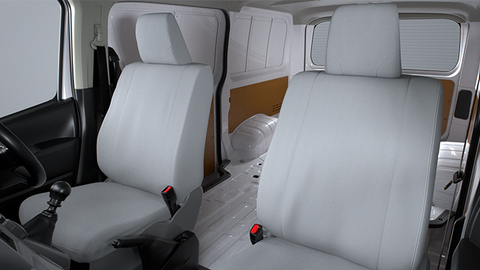 HIACE Front Seat Covers