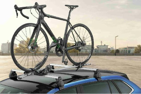 Skoda Lockable Bicycle Carrier