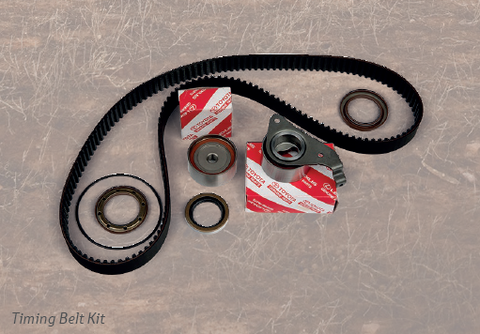 Timing Belt kit (Prado 1KD)