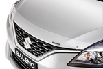 Baleno Bonnet Protector - Clear