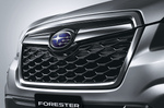 Genuine 2020 Subaru Forester Chrome Front Grille