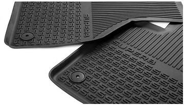Skoda Superb Rubber Mats