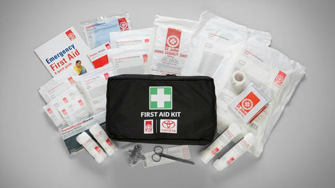 Toyota First Aid Kit (Personal)