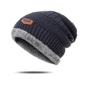 Winter Fleece Beanies