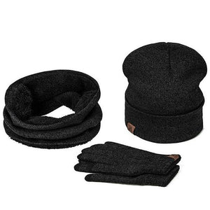 Winter Bundle: Hat, Gloves, & Neck Warmer