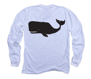Whale Organic Long Sleeve - White