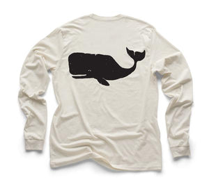 Whale Organic Long Sleeve - Natural