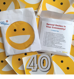 40 Smile Pledge (Reward Level 4)