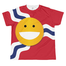 Load image into Gallery viewer, STL Smile youth sublimation T-shirt