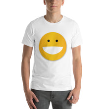 Load image into Gallery viewer, SMILEY Short-Sleeve Unisex T-Shirt