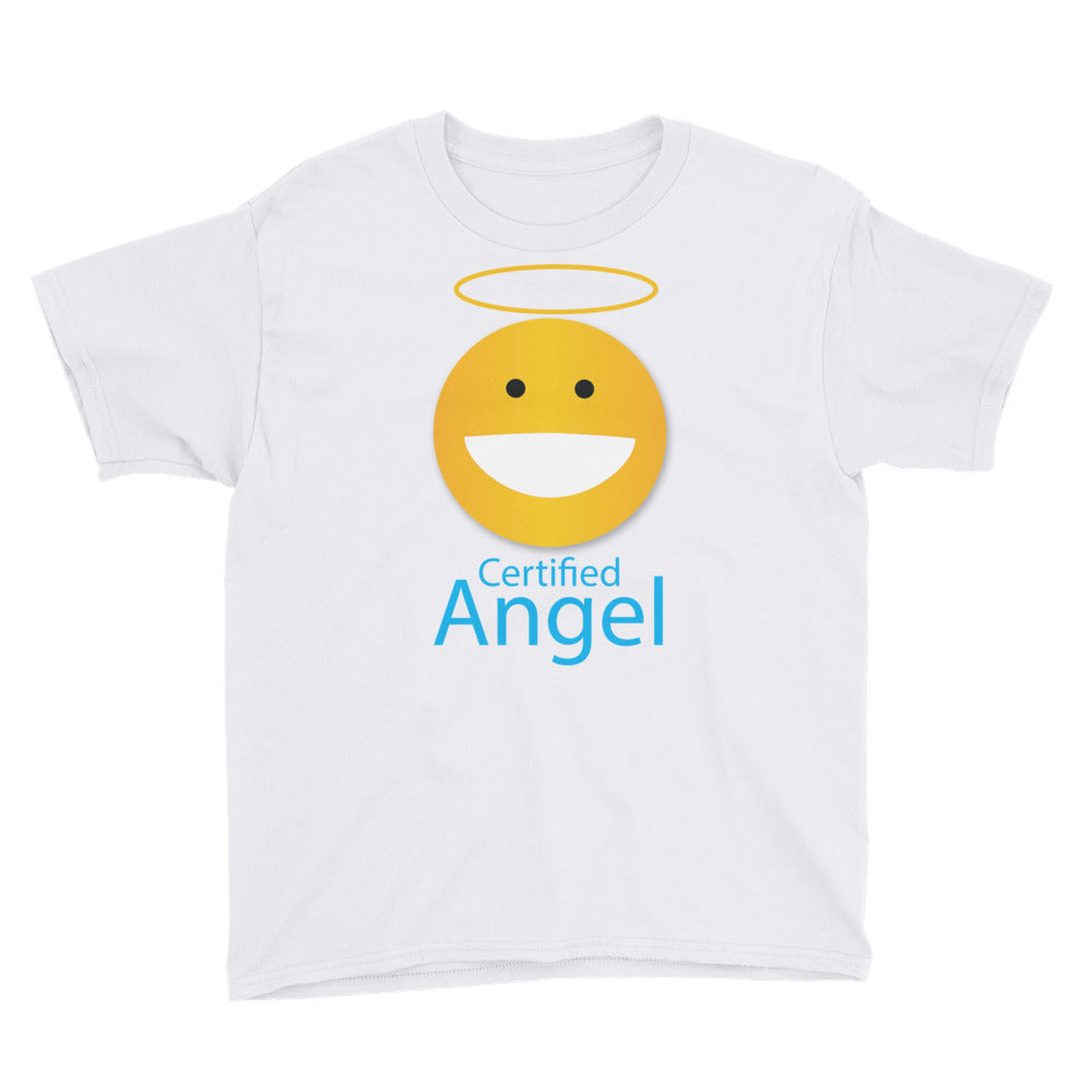 Angel Youth Short Sleeve T-Shirt