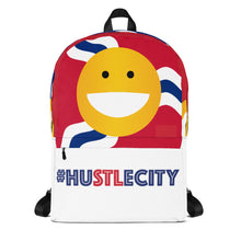 Load image into Gallery viewer, #HUSTLECITY Backpack