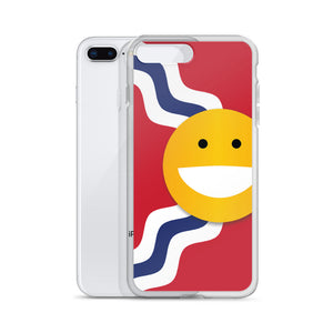 STL SMILE iPhone Case