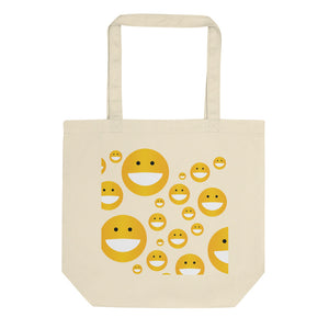 Eco Tote Bag + 10 Stickers