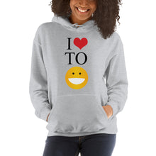 Load image into Gallery viewer, Hoodie + 10 Stickers