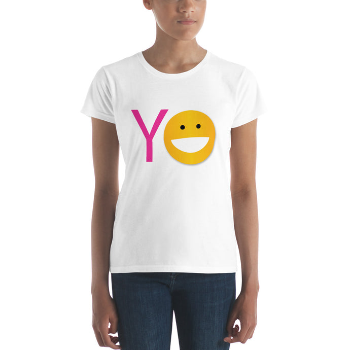 YO Women's short sleeve t-shirt