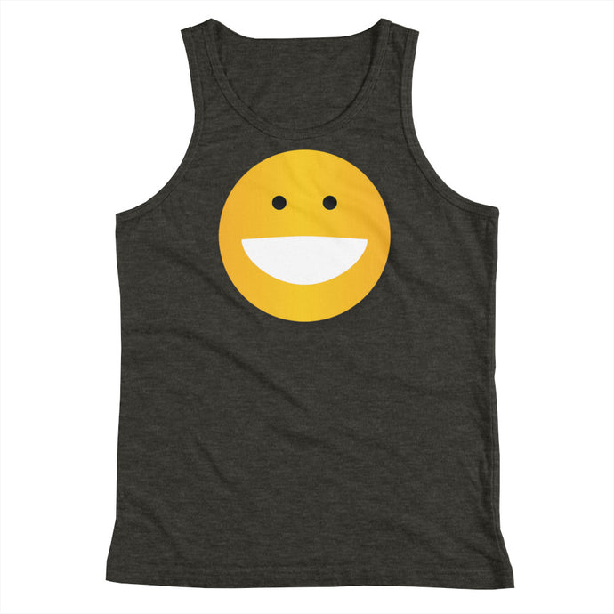 SMILEY Youth Tank Top