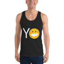 Load image into Gallery viewer, YO Classic tank top (unisex)