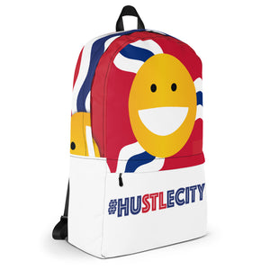 #HUSTLECITY Backpack