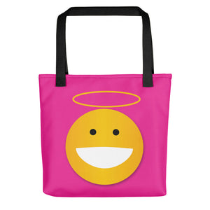 Angel Pink Tote bag