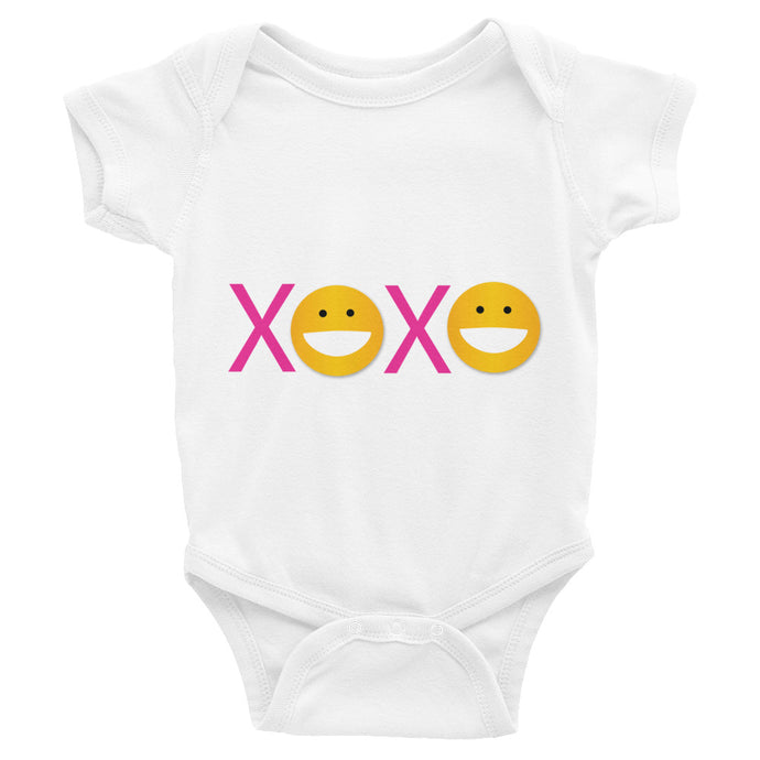 XOXO Infant Bodysuit