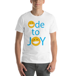 ODE TO JOY Short-Sleeve Unisex T-Shirt