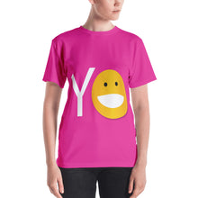 Load image into Gallery viewer, YO/OY PINK Women's T-shirt