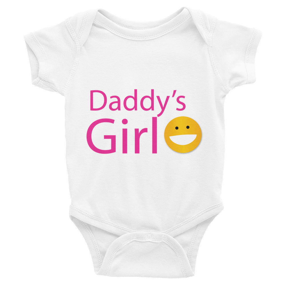 Daddy's Girl Infant Bodysuit