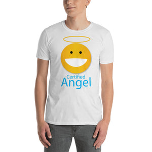 Certified Angel Short-Sleeve Unisex T-Shirt