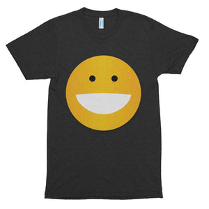 SMILEY Short sleeve soft t-shirt