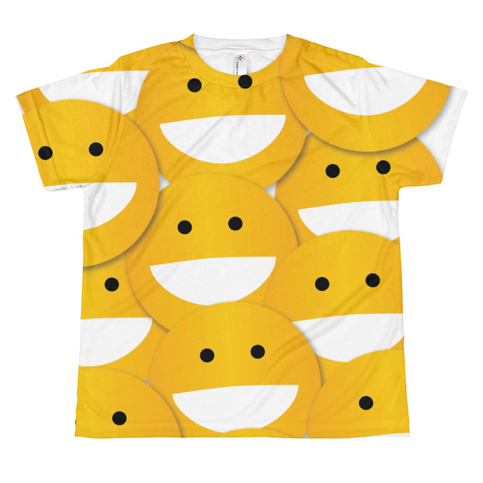 SMILEY All-over youth sublimation T-shirt
