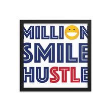Load image into Gallery viewer, Million Smile Framed poster