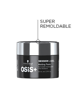 OSIS+ Session Label Moulding Paste