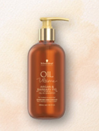 Oil Ultime Argan and Barbary Fig Oil-In-Conditioner