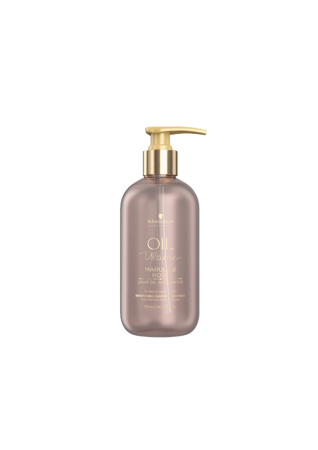Oil Ultime Marula and Rose Light Oil-In-Shampoo