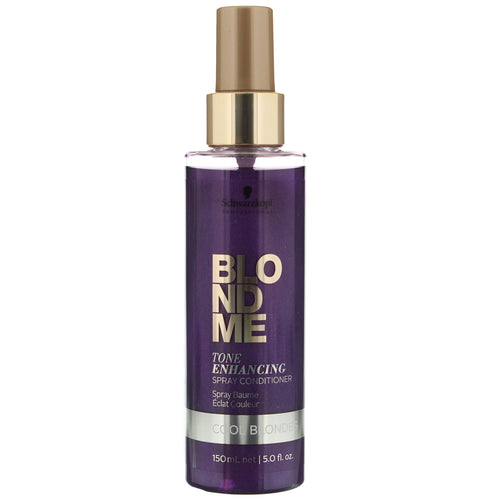 BlondeMe Tone Enhancing Spray Conditioner: Cool Blondes
