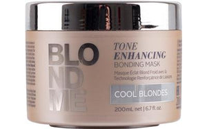BlondeMe Tone Enhancing Bonding Mask: Cool Blondes