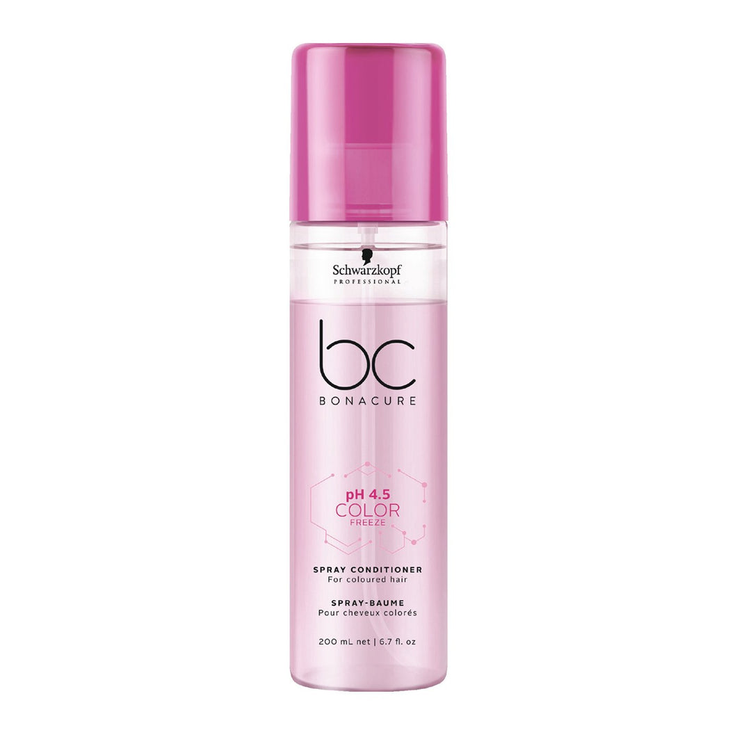 BC pH 4.5 Colour Freeze Spray Conditioner