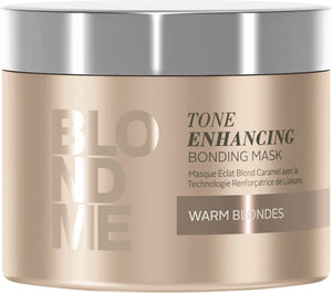 BlondeMe Tone Enhancing Bonding Mask: Warm Blondes