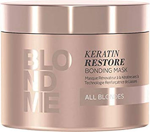BlondeMe Keratin Restore Bonding Mask: All Blondes