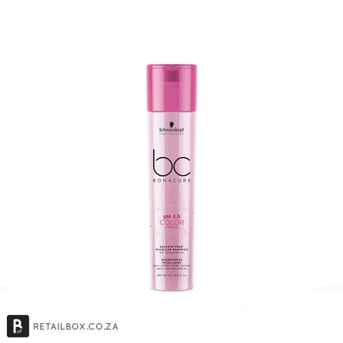 BC pH 4.5 Colour Freeze Micellar Sulphate Free Shampoo